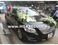 HOA XE CƯỚI MS 054