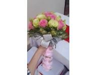 Hoa Cầm Tay MS14