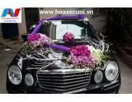 HOA XE CƯỚI MS 010