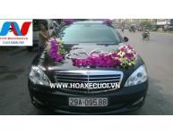 HOA XE CƯỚI MS 013
