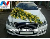 HOA XE CƯỚI MS 003