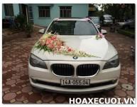 HOA XE CƯỚI MS 067