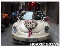 HOA XE CƯỚI MS 078