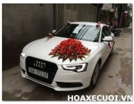 HOA XE CƯỚI MS 080