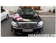 HOA XE CƯỚI MS 084