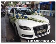 HOA XE CƯỚI MS 085