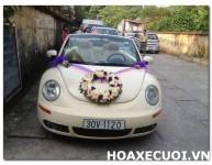 HOA XE CƯỚI MS 086