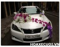 HOA XE CƯỚI MS 090