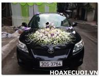 HOA XE CƯỚI MS 094