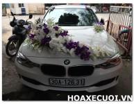 HOA XE CƯỚI MS 095