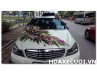 HOA XE CƯỚI MS 069