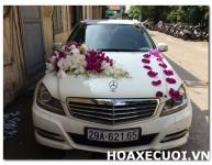 HOA XE CƯỚI MS 096