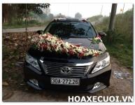 HOA XE CƯỚI MS 104