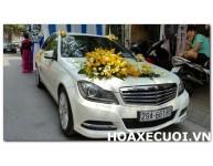 HOA XE CƯỚI MS 070