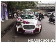 HOA XE CƯỚI MS 107