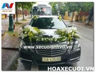 HOA XE CƯỚI MS 108