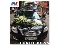 HOA XE CƯỚI MS 110