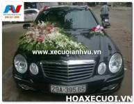 HOA XE CƯỚI MS 114