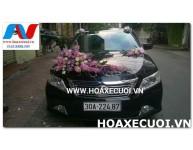 HOA XE CƯỚI MS 117