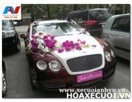 HOA XE CƯỚI MS 120