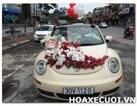 HOA XE CƯỚI MS 072