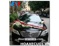HOA XE CƯỚI MS 122