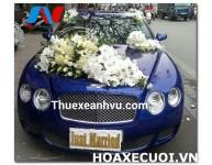 HOA XE CƯỚI MS 123