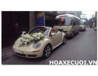HOA XE CƯỚI MS 124