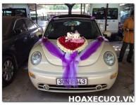 HOA XE CƯỚI MS 127